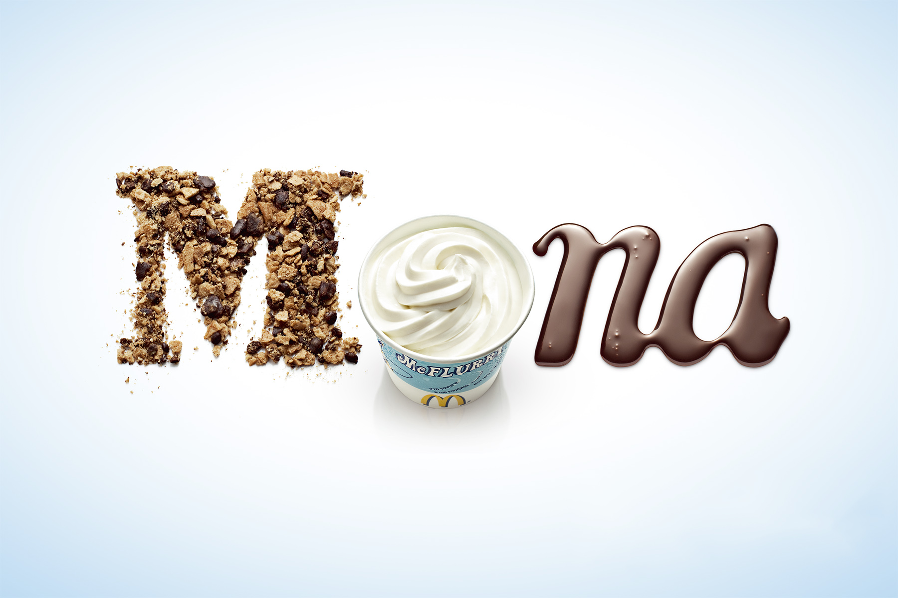 Mix Your Own McFlurry